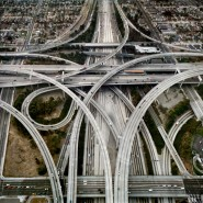 Edward Burtynsky, Highway #1, Los Angeles, California, USA