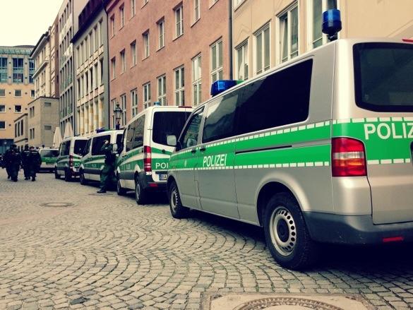 Leben in Zeiten der Krise Teil 4329: Staatssicherheit