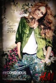 Vanessa Paradis H&M Werbung