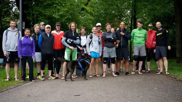 Munich Barefoot Runners - Mas Locos United!